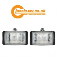 Front Fog Light Set